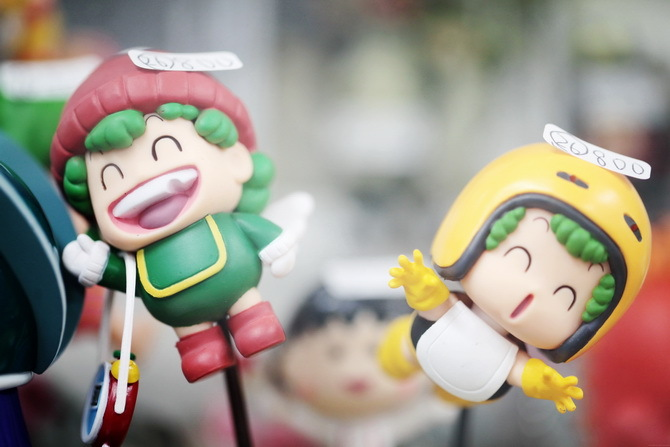 Alix 日本东京游记