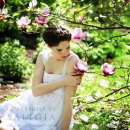 Julia 盛开的花