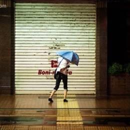 Navid Baraty 城市与雨