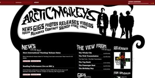 28个音乐类网站分享