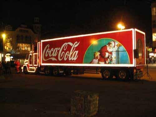 130个可口可乐的广告招贴欣赏(2)