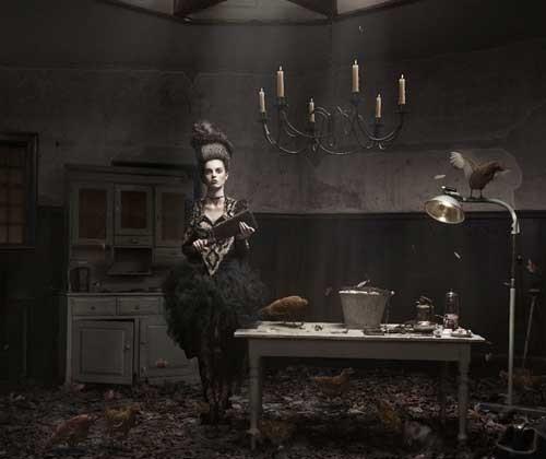 Dean West 超现实主义摄影作品欣赏