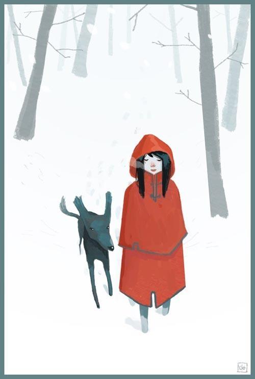 CLO 插画作品欣赏