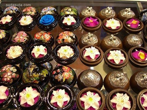 泰国的香皂花