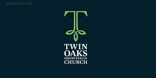 30个教堂logo欣赏