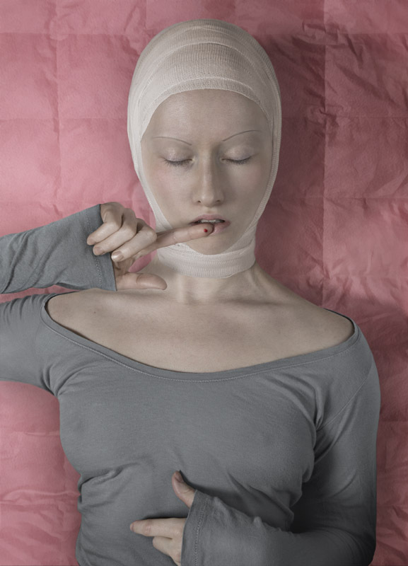 Katerina Belkina 超现实主义作品欣赏