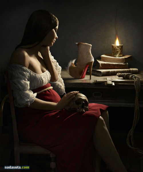 Peter Lippman 时尚广告摄影欣赏