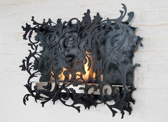 Fireplace by mazzetto-nero