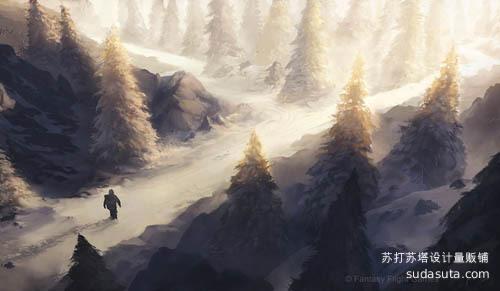Juan Carlos Barquet 幻想插画欣赏