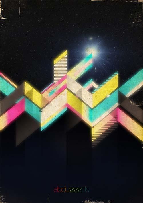 来自Creattica的19个非常不错的矢量招贴设计