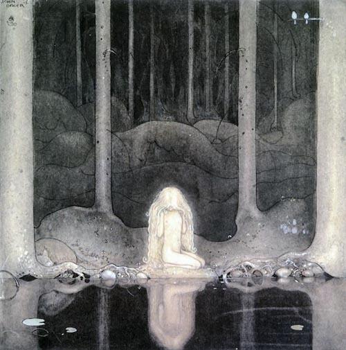 Joh Bauer 精灵的传说