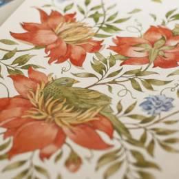 Tetiana Kartasheva 花朵的图案