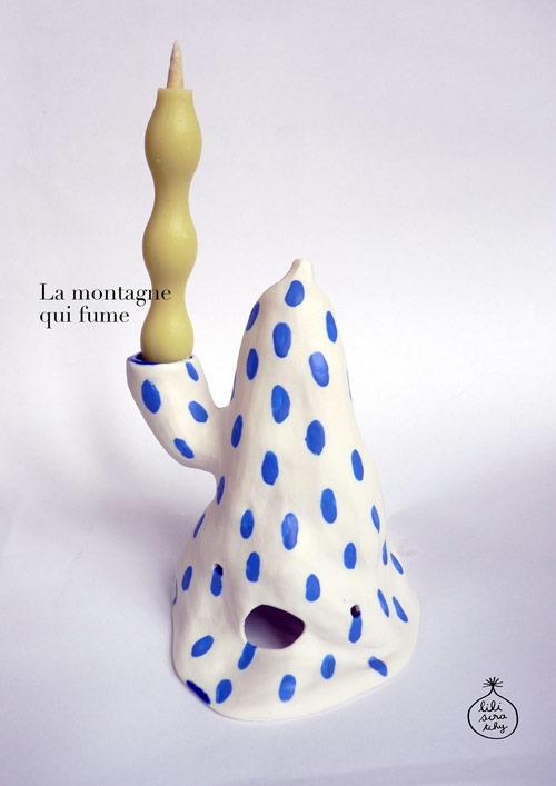 Lili Scratchy 陶瓷的小玩意儿