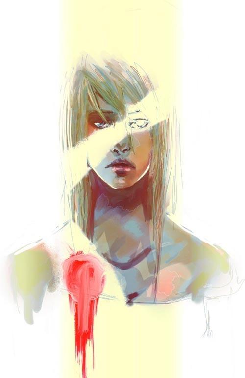 Alice 清淡的辄遇