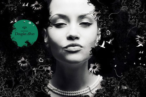 Douglas Alves 时尚数字艺术摄影