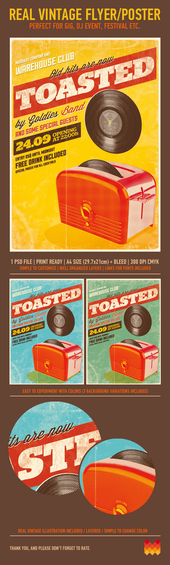 http://www.behance.net/gallery/Toasted-Vintage-Poster-PSD/5357923
