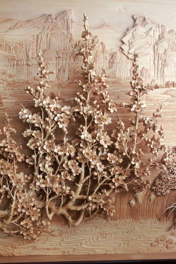 图片素材 木雕欣赏