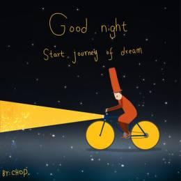 CHOP 月亮先生晚上好