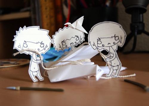 papermaestro 纸片小人记