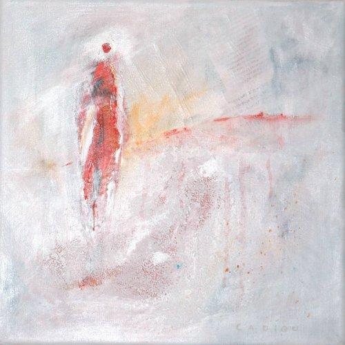 Marie-France Cadiou 红衣印象