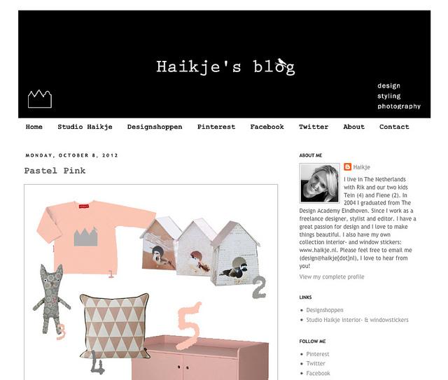 http://blog.haikje.nl/