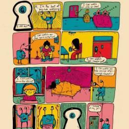 Murray Mangoose 卡通漫画欣赏