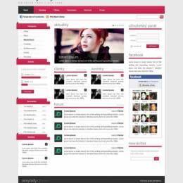 创意网站截图分享