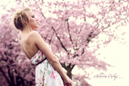 Sabrina Cichy 永恒的春天