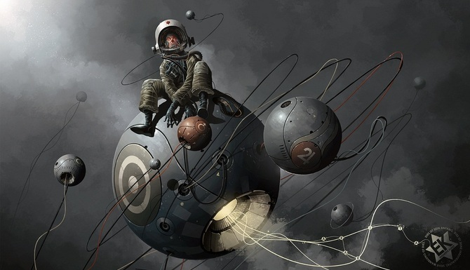 Derek Stenning 航天梦