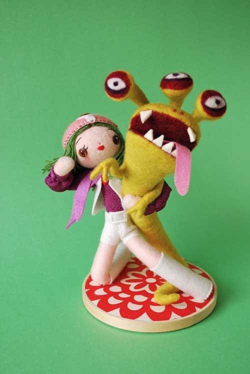 Hine Mizushima 玩具设计