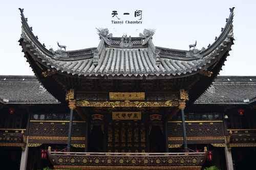 建筑摄影 天一阁【Tianyi Chamber】