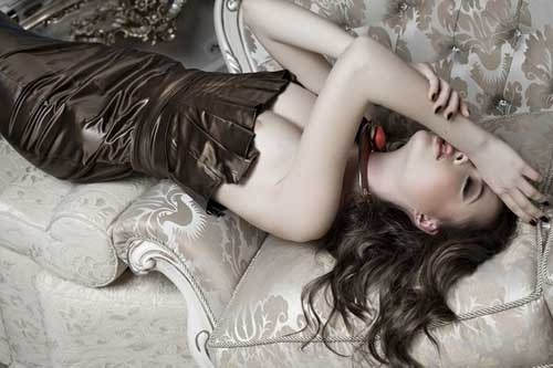 Alena Nikiforova 时尚摄影欣赏