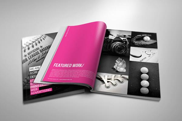 Creative Portfolio Catalogue / Brochurehttp://creattica.com/brochures/creative-portfolio-catalogue-brochure/80169