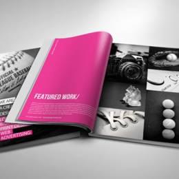 企业宣传手册设计欣赏