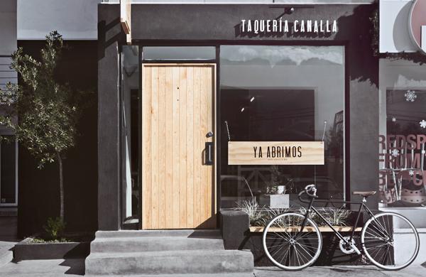 Canalla小店 室内设计欣赏