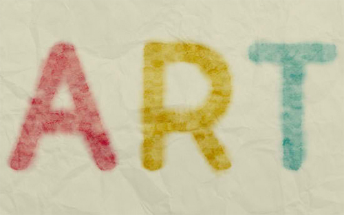 Smudged Watercolor Text Effecthttp://textuts.com/smudged-watercolor-text-effect/
