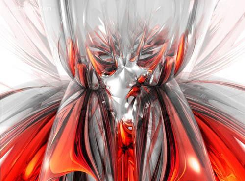 设计中的色彩:热情的红色