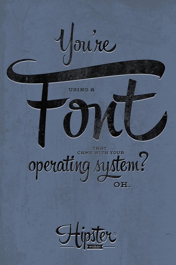 Ale Paul 优雅的英文手写海报设计