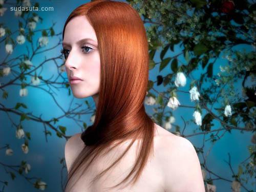 来自Joseph Cartright的时尚数字摄影作品