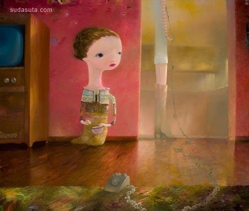 来自Joe Sorren的儿童插画欣赏