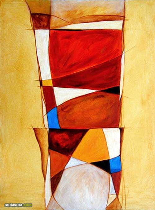 Silvia Victoria 色彩的方格子