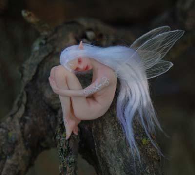 细小的精灵 拇指尖的童话
