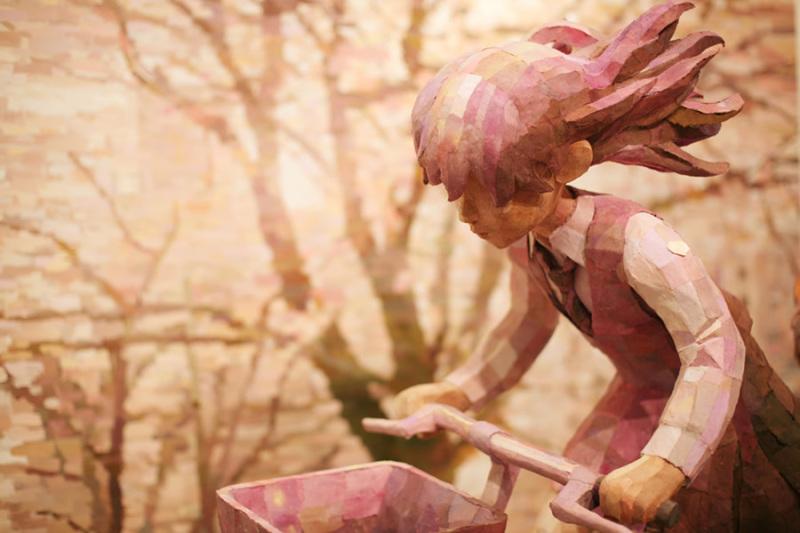Shintaro Ohata 迷人的混合艺术品