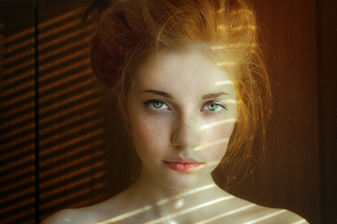 Aleksandra V. 肖像摄影欣赏