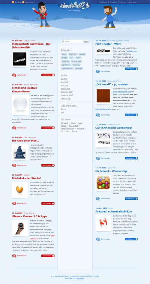 矢量插画在网页设计中的应用
