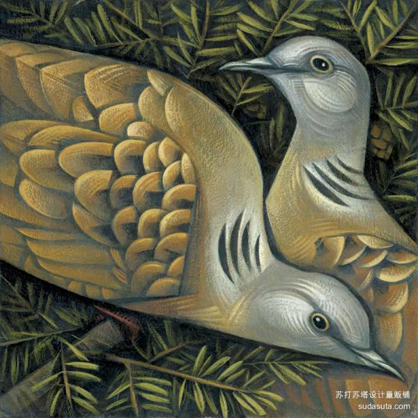Sara Tyson 鸟的啼鸣