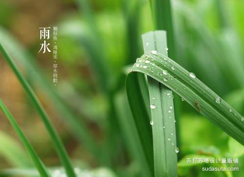 雨水——獭祭鱼、鸿雁来、草木萌动
