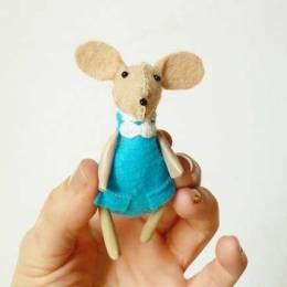 Atelier Pompadour 手工玩偶设计