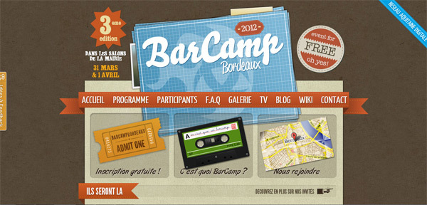 http://barcamp-bordeaux.com/
