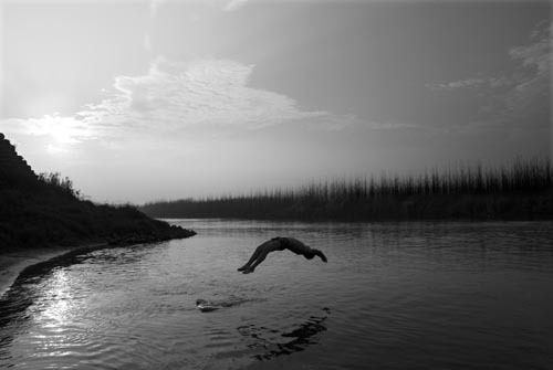 悠悠汉水河